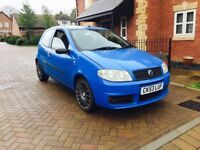 Fiat punto sporting 1.2 perfect 1st car
