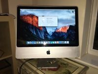 Apple iMac 20-inch, Mid 2007
