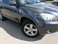 Lhd Toyota RAV4