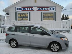 2012 Mazda MAZDA5 GS!! 6 PASSENGER!!!! AIR!! ALLOYS!! CRUISE!!