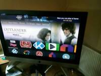 Quality Samsung 43 inch tv with hdmi and remote