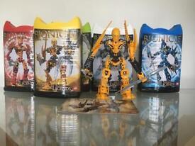 Lego Bionicle (Glatorian Legends)