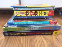 Random Collection of books for young children