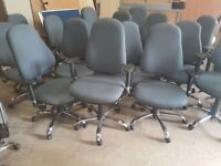 executive office chairs ideal for new office fit out or individual use