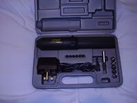 LYNX RECHARGEABLE SCREWDRIVER