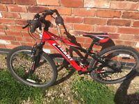 Giant XTC child's mountain bike