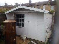 Summer house come shed