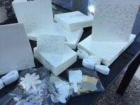 Wedding invitation , brand in sealed boxs