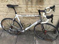 Kinesis KR510 Aluminium/Carbon Road bike with Dura Ace groupset