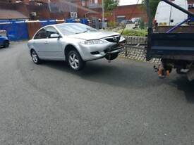 Scrap Cars Vans 4x4 mot failures non runners wanted cash paid today