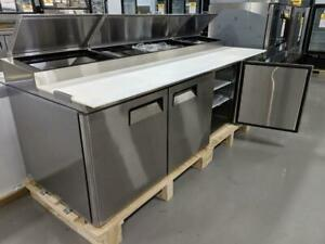 Pizza Prep Tables-Brand New-Stainless Steel-----Amazing Deals!!!