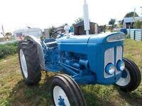 super dexta tractor