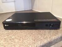 LG BP250 Blu-ray disc player