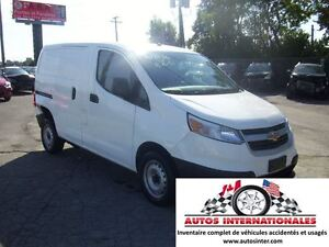 2015 Chevrolet City Express LT CARGO 4 CYL GR ELECT CD CRUISE BA
