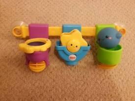 Bath toys bundle