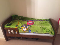 Bed for 3-6 yeras old child (mattress included)