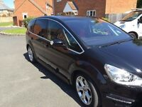 2012 Ford S Max Titanium X Sport 2.2TDCI 200 Immaculate
