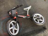 Boys Balance Bike 🚲