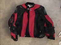 Top Quality Joe Rocket mens Mesh motorcycle jacket size M for £20