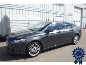 2016 Ford Fusion SE All Wheel Drive - 42,602 KMs, 5 Passenger