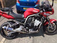 Yamaha FZS1000 Motorcycle