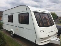 Compass rambler 17/4, 2004 Caravan, Berth & Awning, Ready to go Camping, Exellent condition