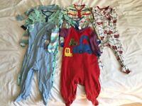 Baby boy clothes bundle 9 -12 months, next, John Lewis, gap,