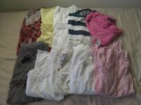 Ten Ladies Tops Size 10