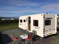 Bailey Pageant 546 Tourer Caravan 2010, 6 Berth I bedroom Caravan