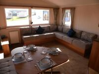 Bargain Static Caravan For Sale In Northumberland And The Scottish Borders With Beautiful Sea-Views