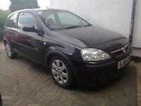 *2006* Vauxhall Corsa 1.4 SRI Petrol- Manual - Spairs or repair ( Ford Fiesta Golf Polo C1 A1 KA )