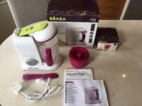 Beaba Baby Babycook Solo Steamer & Blender + Rice Cooker