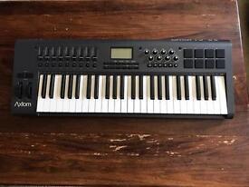 M-Audio Axiom 49 generation 2 USB midi keyboard controller