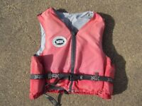 Used buoyancy aids various sizes