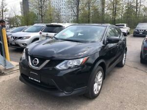 2017 Nissan Qashqai S AWD|BACKUP CAMERA|BLUETOOTH|KEYLESS ENTRY|