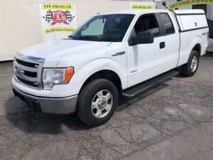 2013 Ford F-150 XLT, Extended Cab, Bluetooth, 4*4,