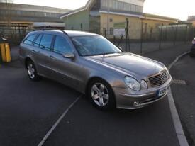 Mercedes e320cdi 2004 estate