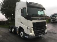 Volvo fh v4 460 6x2 tractor unit