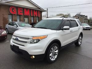2011 Ford Explorer Limited V6 4WD 20s Navigation Dual Roof