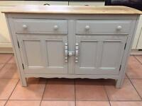 Ercol sideboard dresser - refurbished - couriers welcome