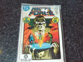 nightforce comic.