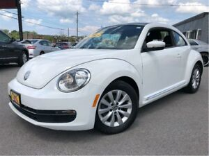 2014 Volkswagen Beetle 2.5L Comfortline SUNROOF HEATED FRONT SEA