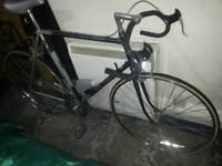 Vintage 1980s raleigh pulsar racing bicycle retro