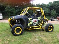 Polaris rzr 900 road legal buggy