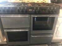 Belling range cooker & cooker Extractor fan