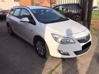 Vauxhall Astra 1.7 CDTi ecoFLEX 16v ES 5dr (start/stop) - 2012, 12 MONTHS MOT, 2 Owners
