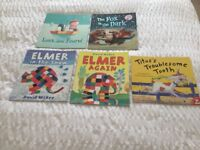 5 Children's story books - Brand New