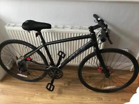 Fuji Absolute hybrid mountain bike (rare)