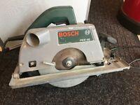 1200w Bosch circular saw