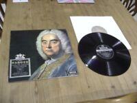 Handel 12 Grand Concertos Opus Six. 33 rpm Record. Classical. Neville Marriner. Academy of Saint M..